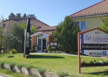 Hotel zum Leineweber in Burg 121