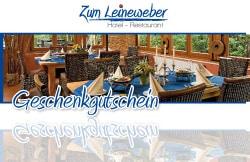 Hotel zum Leineweber Burg Spreewald Gutschein 3
