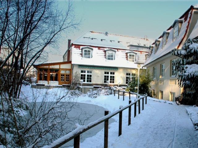 Hotel zum Leineweber Burg Spreewald Winter Angebote 1