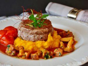 Kulinarischer Spreewald-Kalender Pfifferlinge